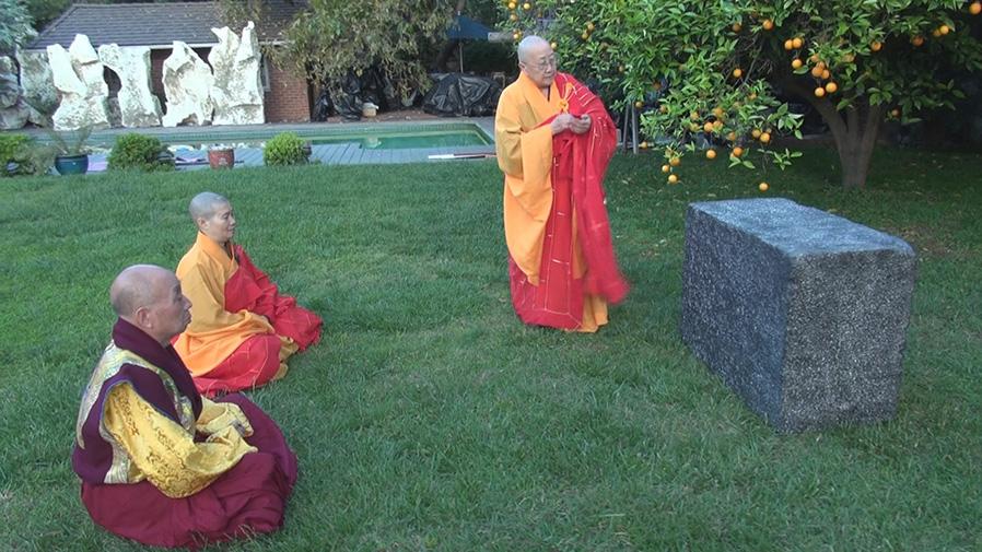 佛教法力比试 佛法不是空谈理论 第2张
